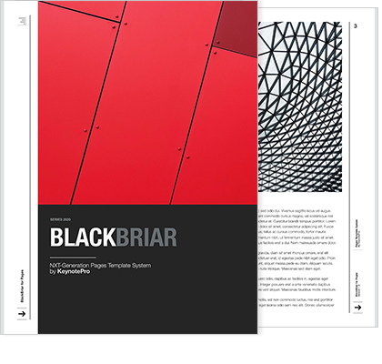 BlackBriar for Pages