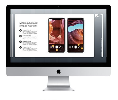 Device Mockups Template Preview
