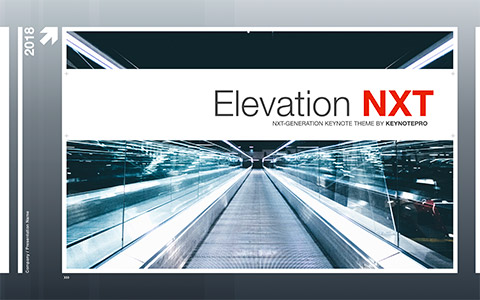 Elevation NXT for Keynote