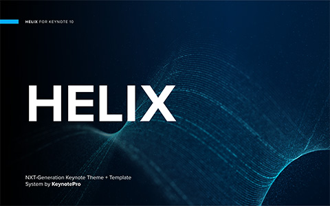 Helix for Keynote