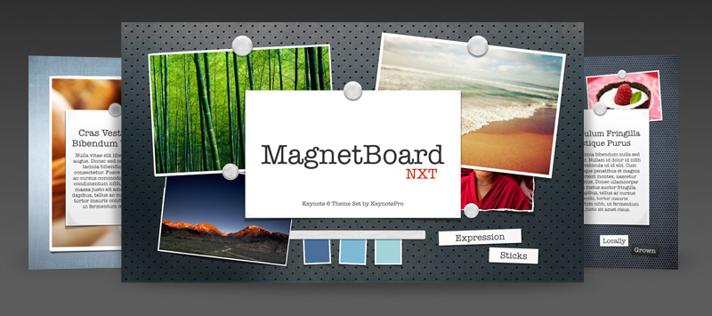 MagnetBoard NXT for Keynote