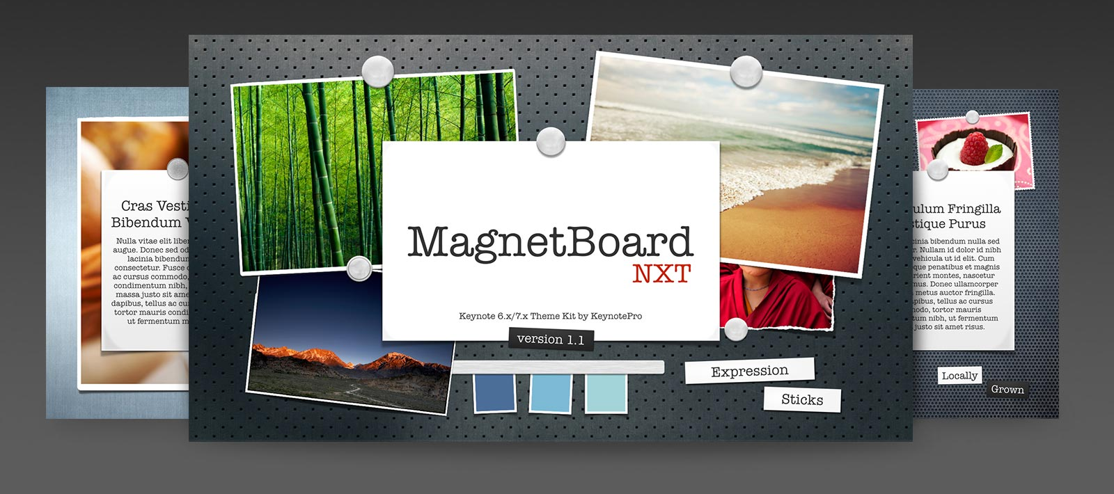 MagnetBoard NXT Version 1.1 Preview