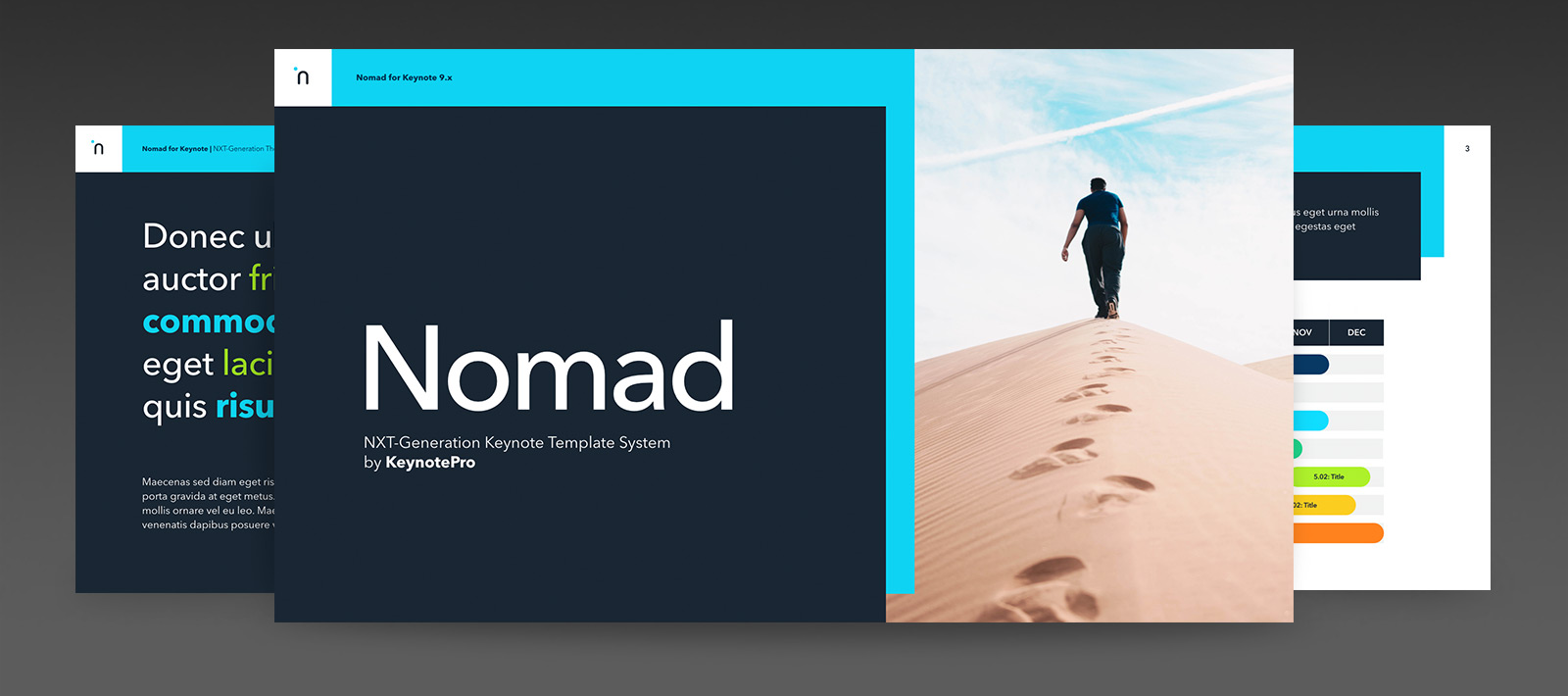 Nomad (NXT) for Keynote