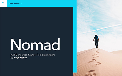 Nomad for Keynote