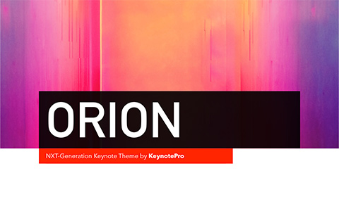 Orion for Keynote