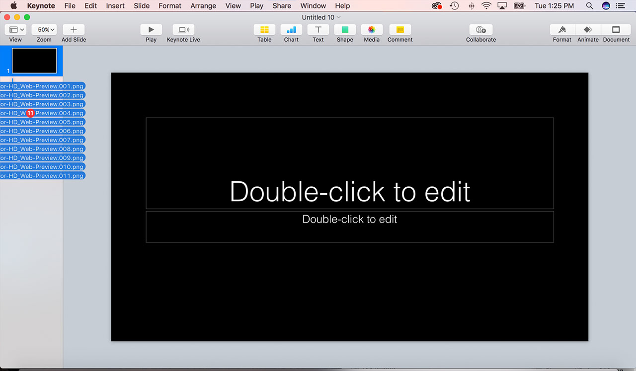 Flattening Your Presentations for Keynote 7 1's Post